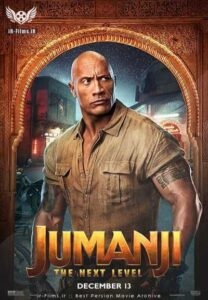 دانلود فیلم Jumanji The Next Level 2019